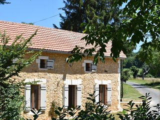 La Cote de Cor - Beautifully restored farmhouse 2 bedroom gite, Saint-Avit-Senieur