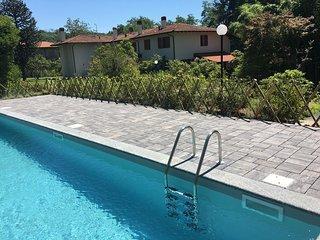Family apartment- Lago Maggiore Vignola, Laveno-Mombello