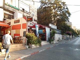 Great Studio in Rehavia, Jerusalem