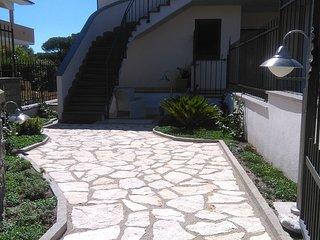 Domus Bolsena casa con giardino e panorama lago