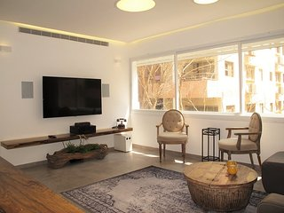 Zrubavel gorgeous 2 bedrooms apartmet, Tel Aviv