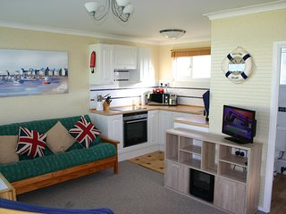 Norfolk Broads - Broadside Chalet Park