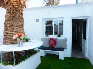 Modern and centrally located studio, Corralejo