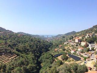 centro storico vista mare, Vallebona
