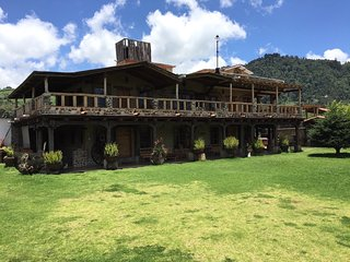 Raqui Lodge - Peace & Relaxation in Guatemala, Tecpan