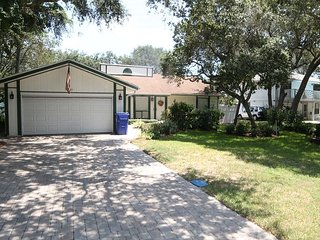 Waters Edge, Water Front, Upgraded, Sleeps 8, 3 Bedroom, WiFi, Flat Screens, Saint Augustine