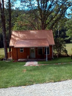Turkey Bend Cabin Rental, Frenchburg