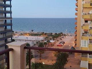 Apartamento en la playa,  vista mare.