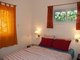 bedroom at morning