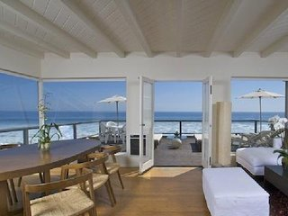 #89 Ocean Front Property Malibu 3BR, Point Mugu