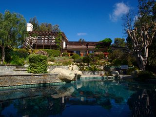 #296 Private Malibu Ranch Style Estate w/ Ocean Views