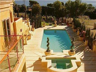 #99 Luxury Italian Style 5 bedrrom Ocean View Malibu Mansion