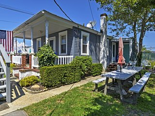 Relaxing 2BR Wildwood Cottage w/Charming Patio!