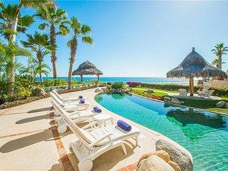 Breathtaking Beachfront Vacation at Villas del Mar 152 Palmilla!