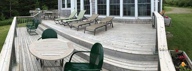 Deck (panorama view)