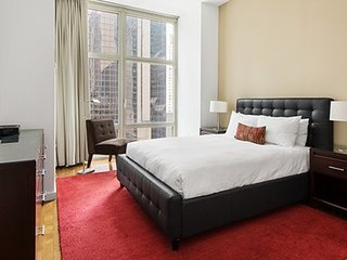 Furnished 2-Bedroom Apartment at Broadway & W 49th St New York, Nueva York
