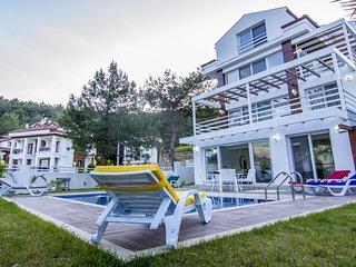 Luxury villa, Yesiluzumlu