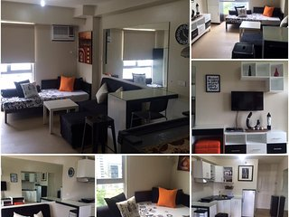 Cute Studio unit for rent in IT Park Cebu, Cebu City