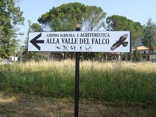 az.agricola agrituristica alla valle del falco, Gubbio