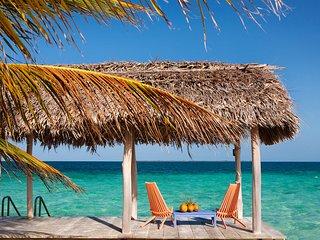 Luxury 5 bedroom Belize villa., South Water Caye
