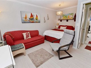 Sea Rocket 18, Studio, Ground Floor, BBQ Area, WiFi, Sleeps 4, North Redington Beach