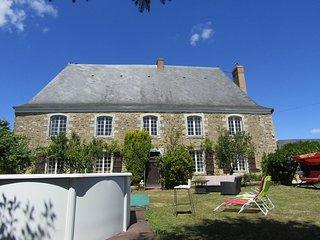 Gendronnière St Sulpice, Mayenne