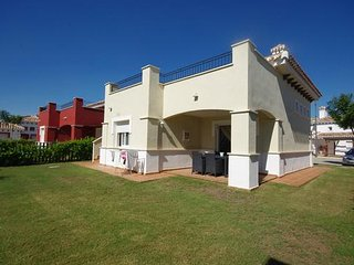 Villa Mar Menor Golf - 2 bed/2bath