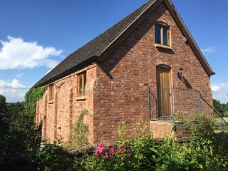 The Hayloft; fab child and pet friendly apartment, Droitwich