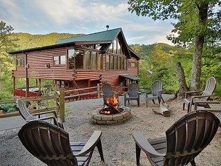 Laid Back Lodge a four bedroom cabin, Sevierville
