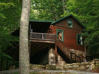 Valley Springs - Gated Mountain Community - 2 bedrooms, 1 bath and recreation room, East Ellijay