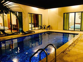 3 bedroom pool villa in a gated village, Nai Thon