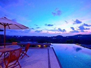 4 bedroom villa sea view Layan - 1, Nai Thon
