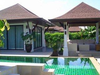 Luxury three bedroom Pool Villas, Nai Thon