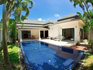Cozy 3 bedroom pool villa Harmony in Rawai