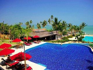 Coconut Resort from 1 to 5 bedoom villas, Ko Rang Yai