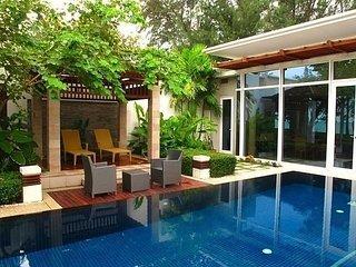 2 bedroom Beachfront Mai Khao Villa