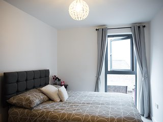 Stylish and Secure place in the heart of the city, Manchester