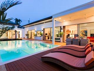 Rawai Phuket villa luxueuse 4 Chambres  Piscine