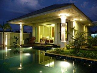 3 bedroom pool villa at Layan in the gated community, Nai Thon