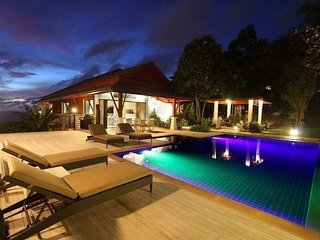 Luxury Thai Villa 5 BR Patong seaview