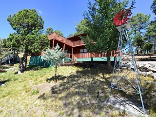 Balligomingo Lodge 4 Bedroom 3 Bath with a view, Ruidoso