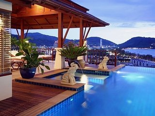 4 Bedroom Luxury Villa Patong Hill