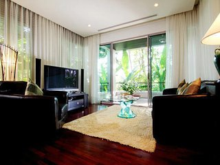 Two bedroom luxury penthouse with private pool, Kata Beach