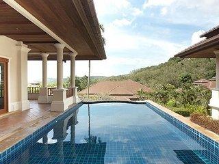 4 bedroom Villa Hillside at Layan, Nai Thon