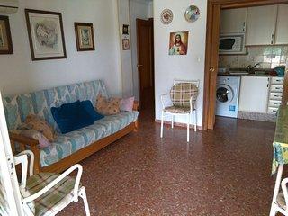 Confortable apartamento junto al mar., Cullera