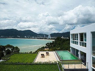 Pool villa 3 bedroom Patong sea view