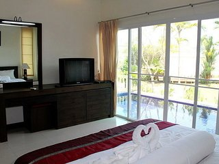 Lovely 2 bedroom villa in Layan area, Nai Thon