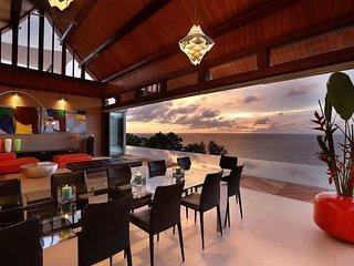 3 bedroom Malaiwana Villa in pristine Naiton beach., Nai Thon