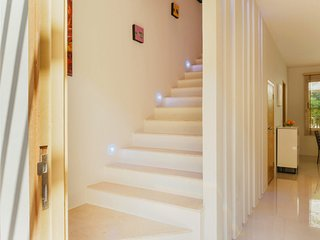 2 bedroom modern style townhome in the gated estate in Chalong