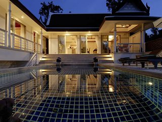 Three bedrooms pool villa in Kata, Kata Beach